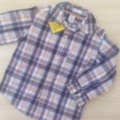 CAMISA - CARTER´S - TALLE 3T
