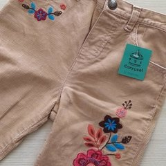 PANTALON CORDEROY - LITTLE LEGENDS - 18 MESES - comprar online