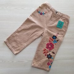 PANTALON CORDEROY - LITTLE LEGENDS - 18 MESES