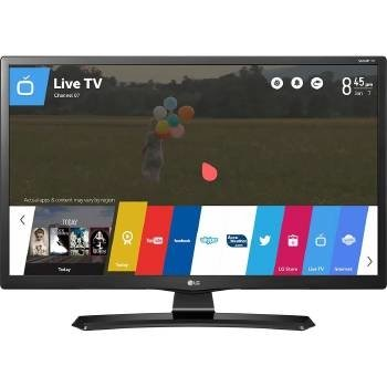 TV MONITOR LG 28 POLEGADAS SMART WIFI LED HD HDMI USB - 28MT