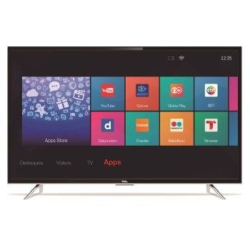 TV 43 POLEGADAS TCL LED SMART FULL HD HDMI USB - TV L43S4900