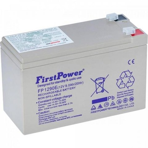 Bateria Selada FP1290E FIRSTPOWER