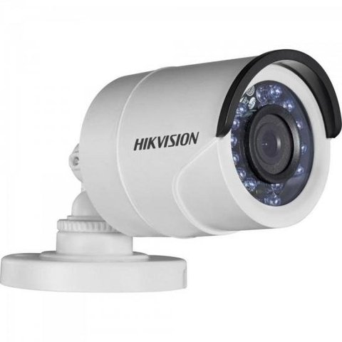 Camera Bullet HD 3.0 1MP 10M 2.8mm Branca DS-2CE1AC0T-IRP HI