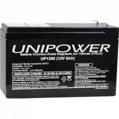 Bateria Selada 12V/9A UP1290 UNIPOWER