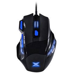 MOUSE GAMER VX GAMING BLACK WIDOW 2400 DPI AJUSTAVEL E 06 BO