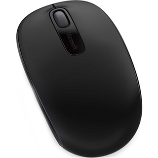 MOUSE MICROSOFT WIRELESS 1850 PRETO - U7Z-00008
