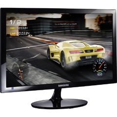 "MONITOR SAMSUNG 24"" LED GAMER FULL HD 75HZ 1MS HDMI D-SUB -"