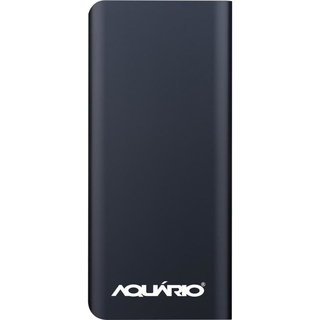 Power Bank Aquário USB 10000mAh CP-10000 Preto