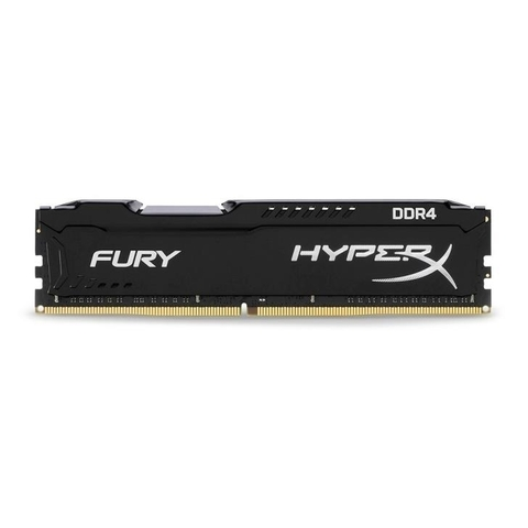 Memoria Kingston Hyperx Fury 8gb Ddr4 2666mhz 1.2v Black PC HX426C16FB2/8