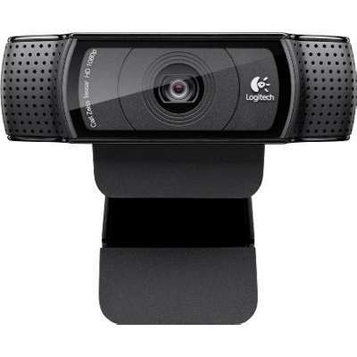 WebCam Logitech C920 Full HD 1080p C/mic HD PRO Preto - 960-000764
