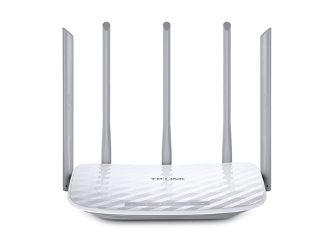 Roteador Wireless TP-Link Dual Band Ac60 1350mbps 2,4/5ghz