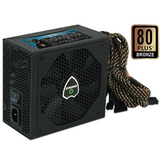 Fonte Gamemax 500W 80 Plus Bronze - GMX GM500 O&M