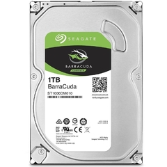 HD Seagate 1Tb 3,5 Barracuda ST1000DM010 SataIII 7200rpm 64mb