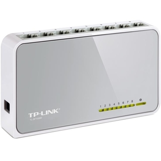 Switch TP-Link 8 portas 10/100MBPS Ethernet TL-SF1008D