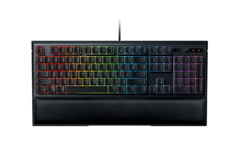 Teclado Razer Gamer Ornata Chroma
