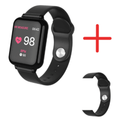 Smartwatch Hero Band 3 + Pulseira - TagShop