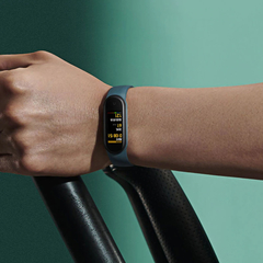 Xiaomi Mi Band 5 (Versão Global) na internet