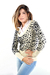 Sweater de Lycra Animal Print