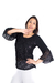 Blusa Strass Plus - Castellanas