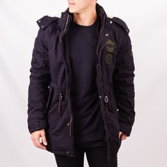 "Parka con Parches ""Wells"""