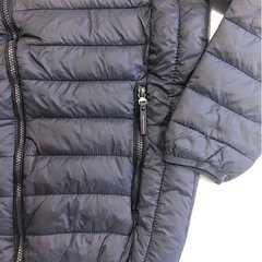 Campera Inflable Plumas - Castellanas
