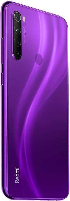 Smartphone Xiaomi Redmi Note 8 64gb Versão Global Roxo na internet