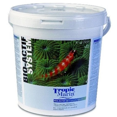Sal Tropic Marin Bio-Actif Sea Salt 10kg