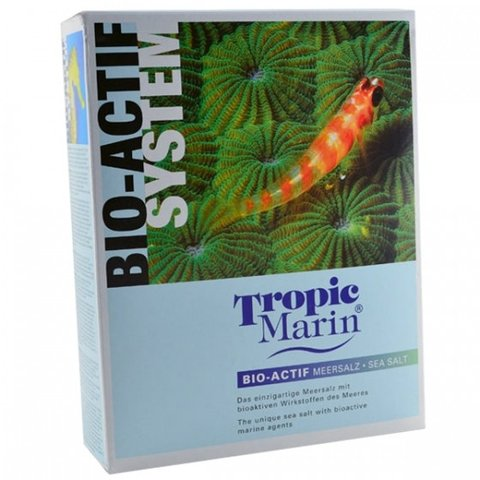 Sal Tropic Marin Bio-Actif Sea Salt 4kg