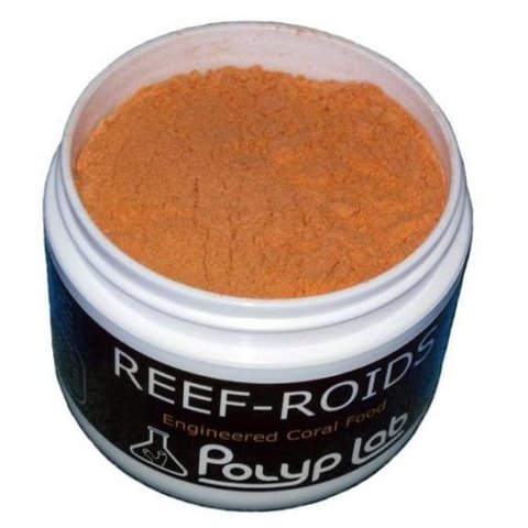 Reff Roids Coral Food 60g Alimento Para Corais - Polyplab