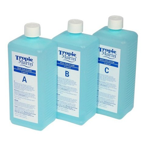 Bio Calcium Actif - Liquid Set 3x1L - Tropic Marin