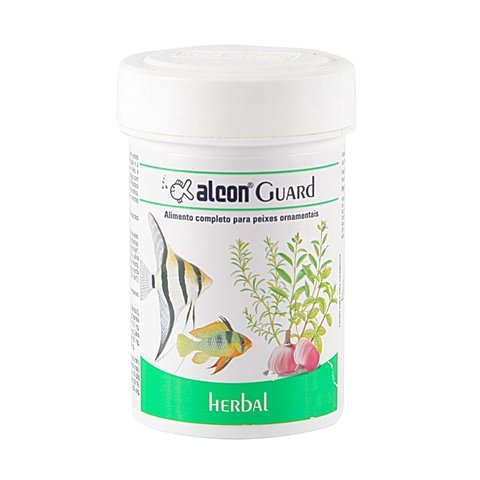 Ração Alcon Guard - Herbal 20g
