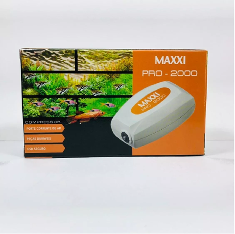 Compressor Maxxi Power PRO-2000 2.5W 127V
