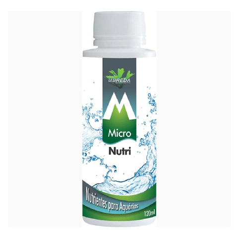 Fertilizante MicroNutri - 120ml - Mbreda