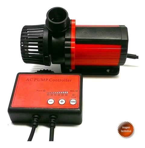 Bomba Submersa Eco Ocean Tech AC - 30.000 - L/h - 127V