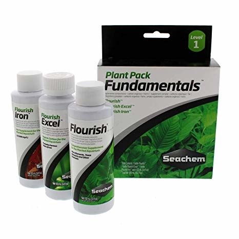 Seachem Flourish Plant Pack Fundamentals 100ml