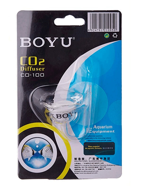 Difusor Co2 Boyu CO-100