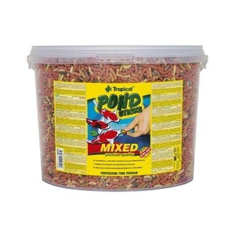 Ração Tropical Pond Sticks Mixed 1500g