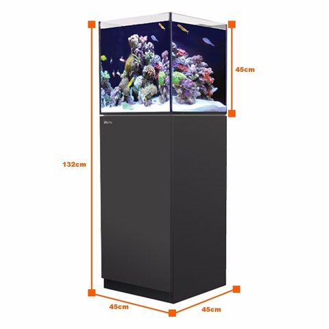 Aquario Red Sea Reef System c/ Movel - Reefer Nano Black