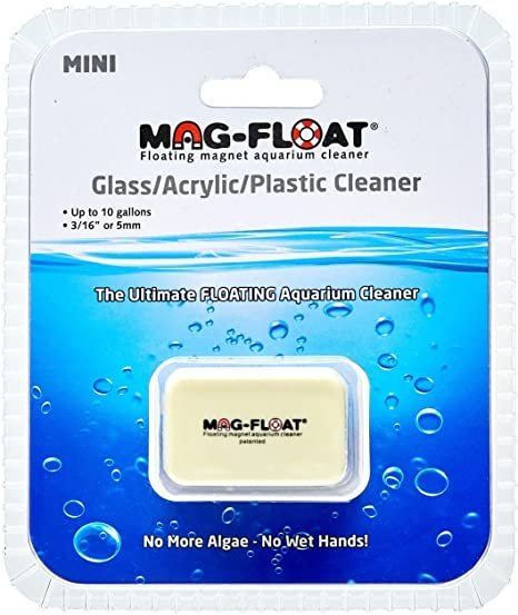Limpador Magnético Mag Float Smal - Glass/Acrylic/Plastic