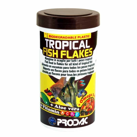 Ração Prodac Tropical Fish Flakes 50g