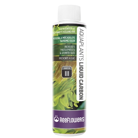 Aquaplants Liquid Carbon III 85ml - Reeflowers