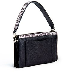 Carrie Shoulder Bag Negro - tienda online
