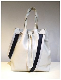 Ivy Tote Bag Cream