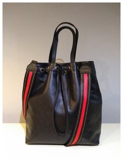Ivy Tote Bag Black
