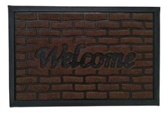 Alfombra FELPUDO 40X60 WELCOME - D2 en internet