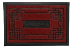 Alfombra FELPUDO 40X60 WELCOME - D1 en internet