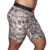 Cueca Boxer Long Leg Kevland Black Waves II na internet