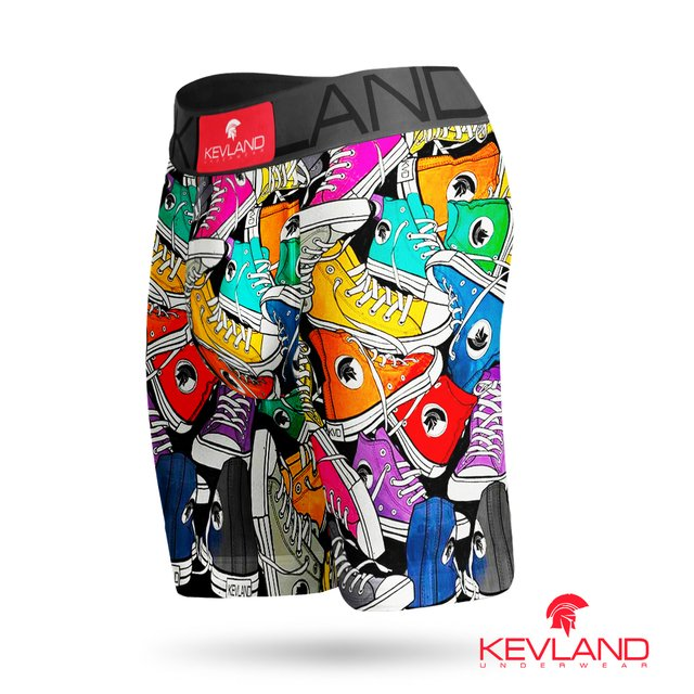 Cueca Boxer Long Leg Kevland Shoes