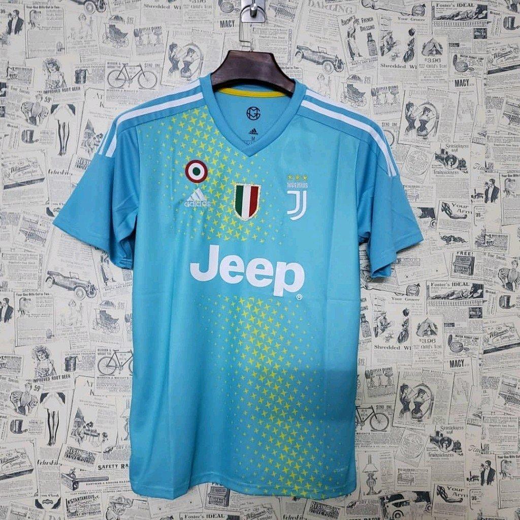 Camisa Juventus Goleiro 18 19 Torcedor Masculina. 0% OFF bccf366436649