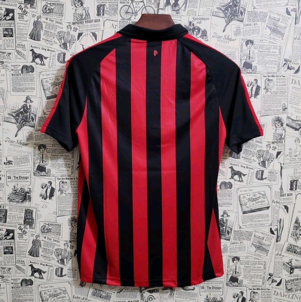 Camisa Milan Home 18 19 Torcedor Masculina. 0% OFF e81fa4793b0c4